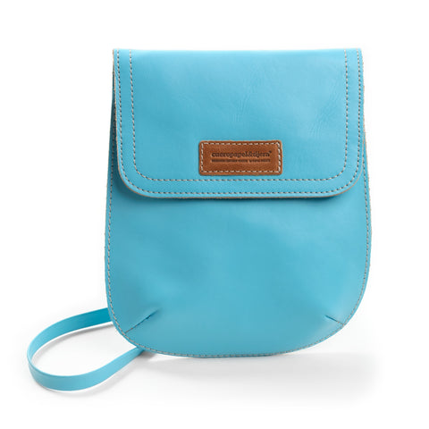 Leather Cross Body Bag - Minime