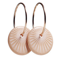 Jewelry - Porcelain Earring