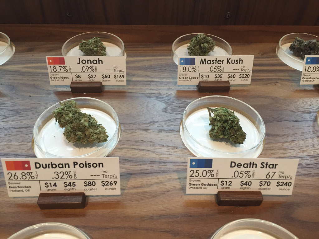 Best Practices for Design in Cannabis Retail