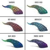 Scaled Dragon Horns