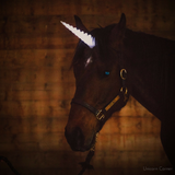 UniLight™ Light-Up Unicorn Horn for Horses & Ponies
