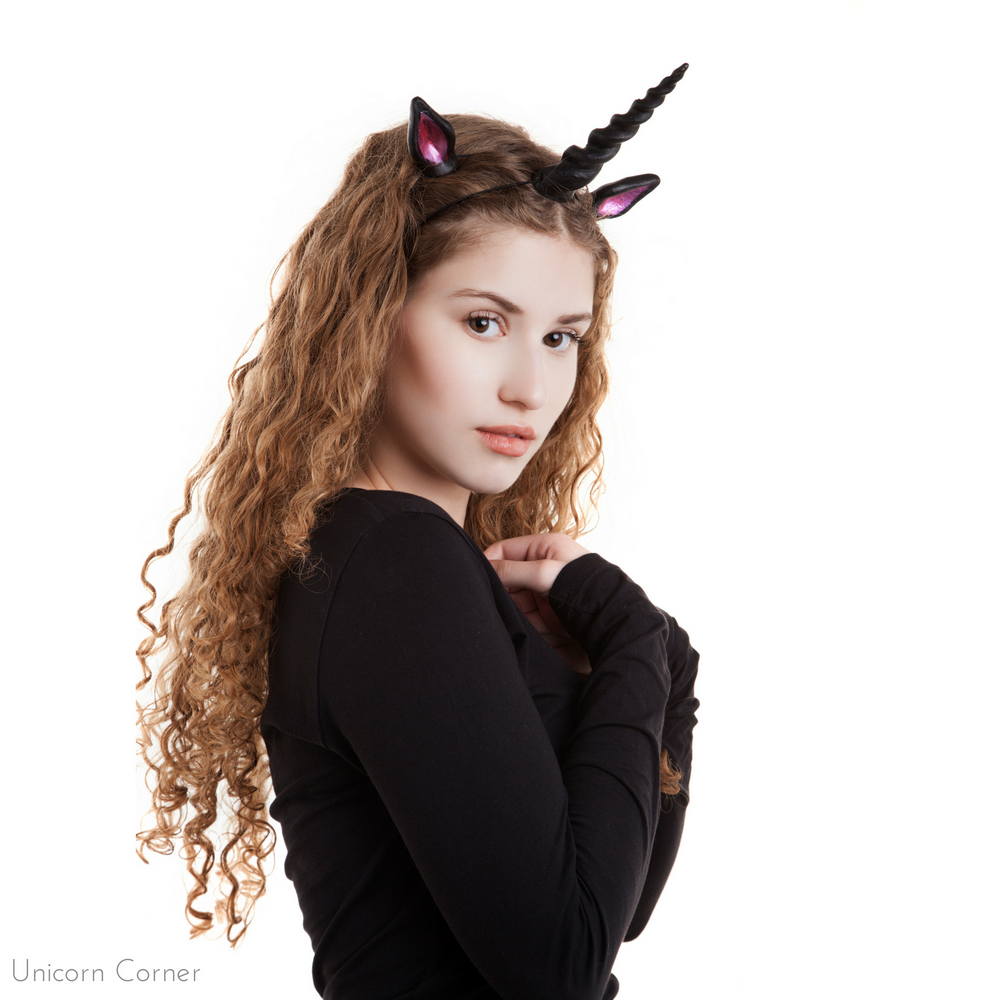 Unicorn Horn and Ears Set