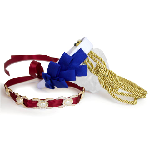 The Freedom Bundle - Red, White, and Gold