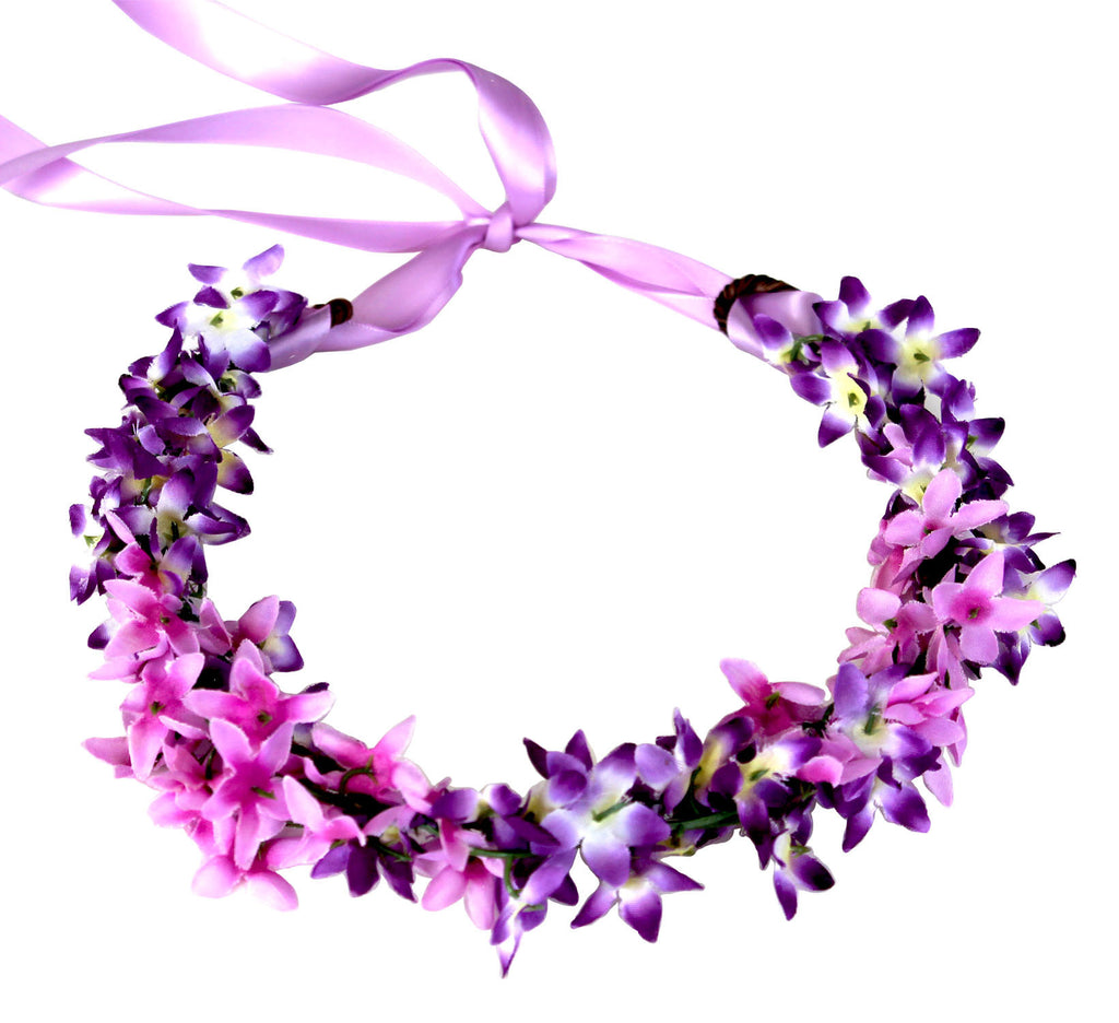 Flower Crown Collection Free And Crowned Fashionable Headbands