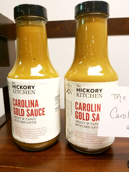 Hickory Carolina Gold Sauce
