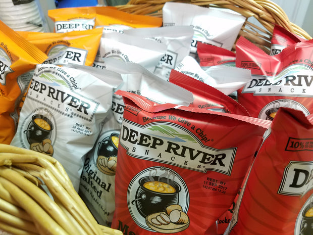 Deep River Potato Chips