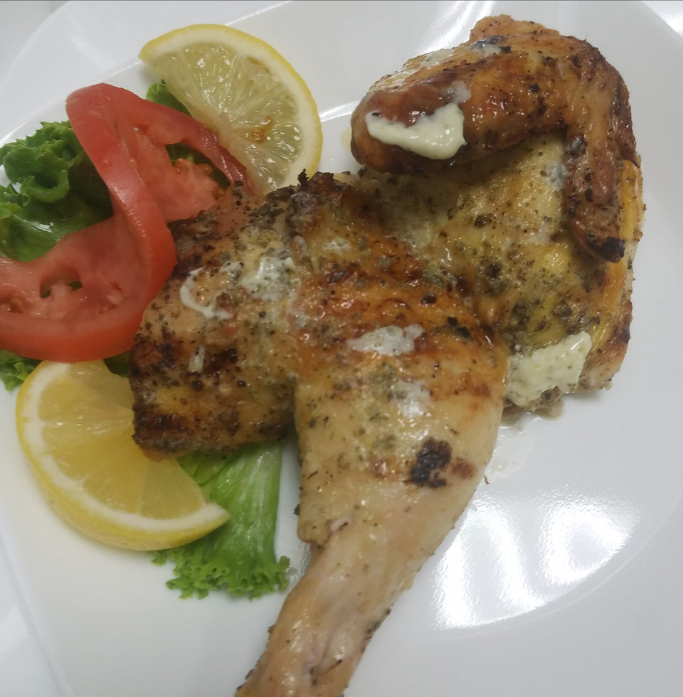 Lemon Sage 1/2 Chicken