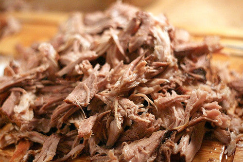 BBQ Pulled Pork or Signature Smoked Pulled Pork