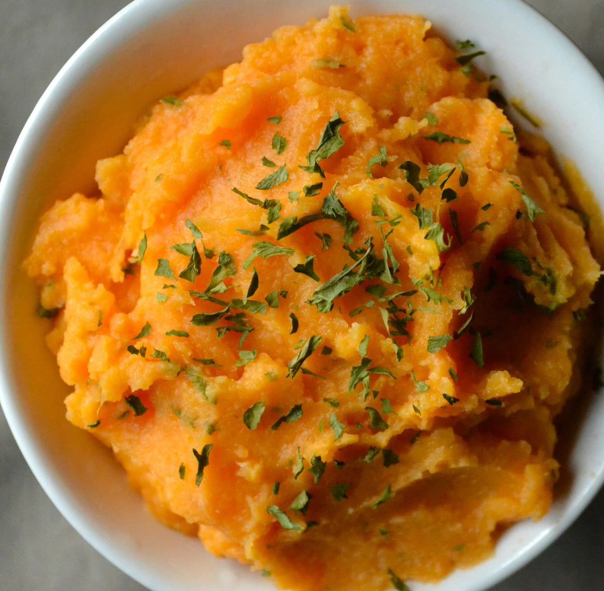 Sweet Potato Mashed
