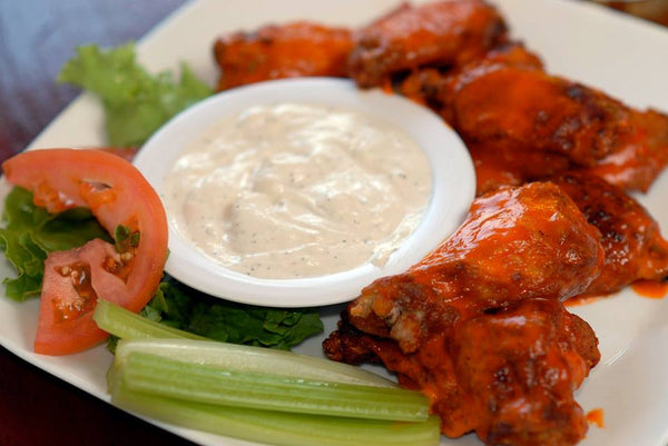Regular Menu - Traditional Wings
