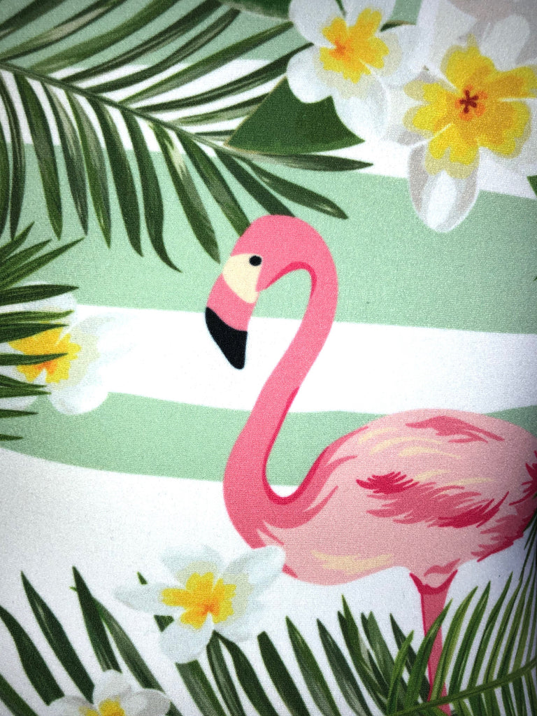 Tropical Flamingos
