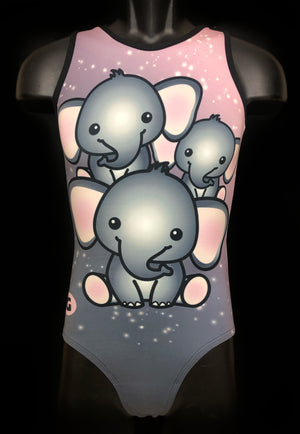 Mystical Elephants - GymGear Canada