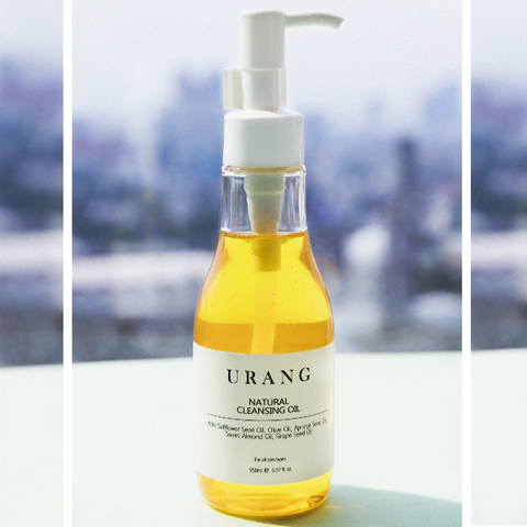 URANG Natural Cleansing Oil 150ml - Meikki
