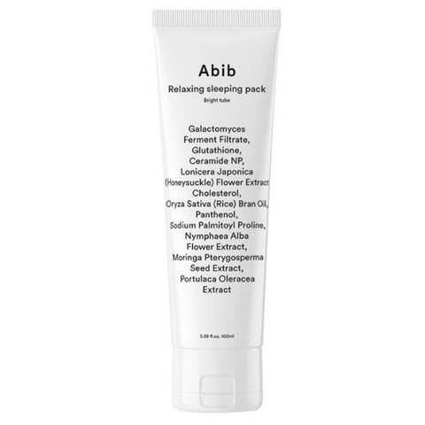 Abib Relaxing Sleeping Pack 100 ml - Meikki