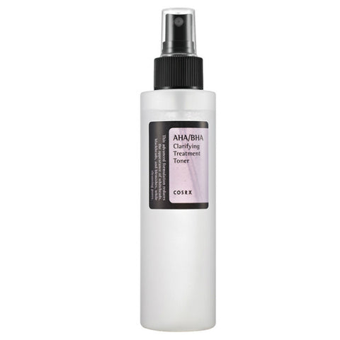 COSRX AHA/BHA Clarifying Treatment Toner - Meikki