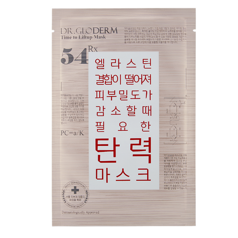 DR. GLODERM Time To Liftup Mask - Meikki