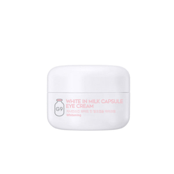 G9SKIN White In Milk Capsule Eye Cream 30g - Meikki