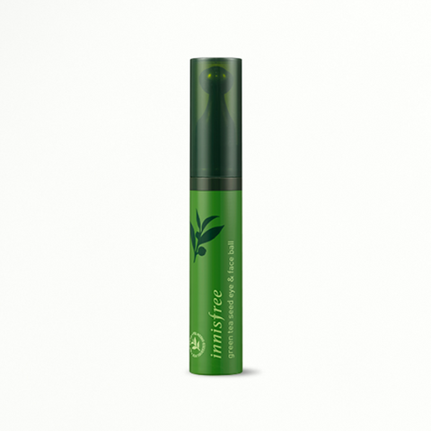 Innisfree Green Tea Seed Eye & Face Ball 10ml - Meikki