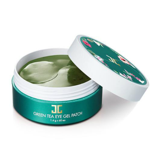 JAYJUN Green Tea Eye Gel Patch 60 ea - Meikki