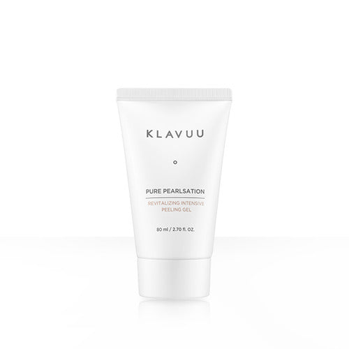 KLAVUU Pure Pearlsation Revitalizing Intensive Peeling Gel 80ml - Meikki