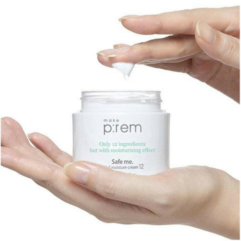 Make P:rem Safe Relief Cream - Meikki