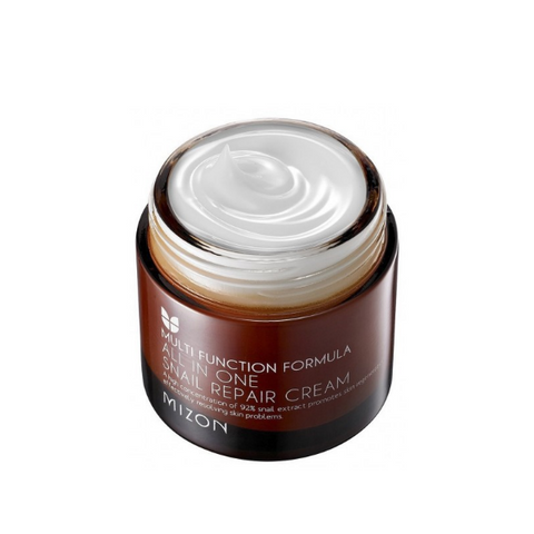 MIZON All In One Snail Repair Cream 75ml - Meikki