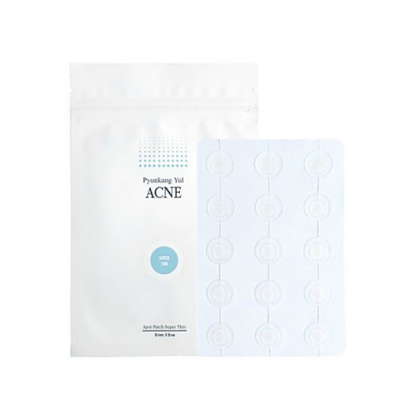 PYUNKANG YUL Acne Spot Patch Super Thin (15 pcs) - Meikki - Meikki