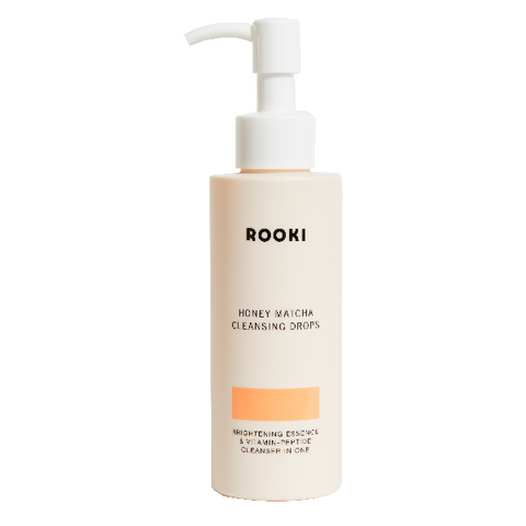 ROOKI Honey Matcha Cleansing Drops 120ml - Meikki