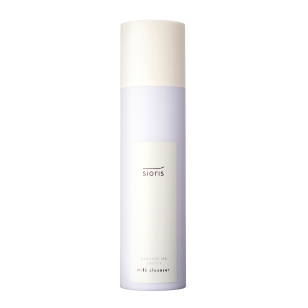 SIORIS Cleanse Me Softly Milk Cleanser 120ml - Meikki