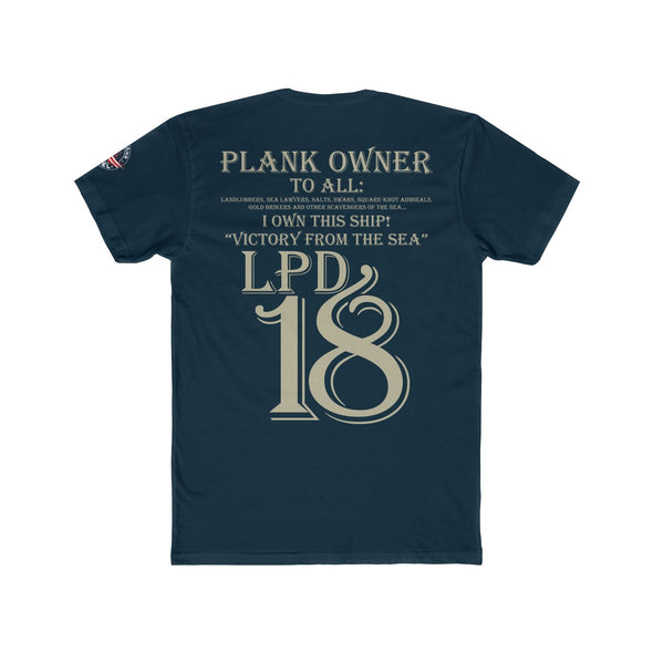 Plank Owner LPD 18