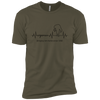 Corpsman Up Tee (uniform undershirt designed)