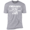 Corpsman Not a Doctor -Short