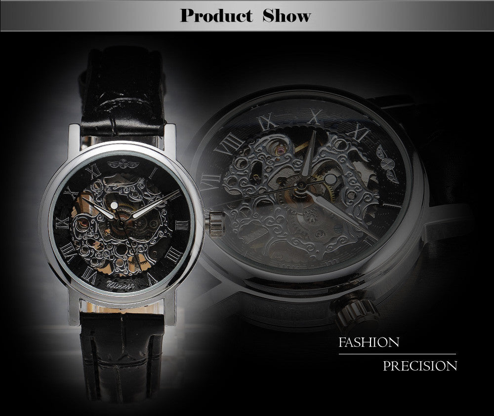 Women´s Skeleton Watch
