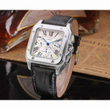 Mens BH Extravagance Leather Watch