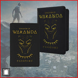 Kingdom of Wakanda Passport Cover