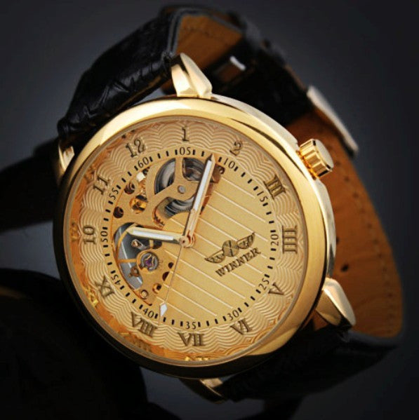 Men´s Gold -1983 Timepiece