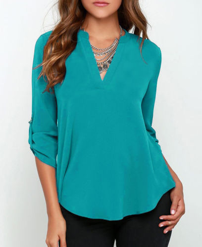 Cherly Rose Casual Shirt