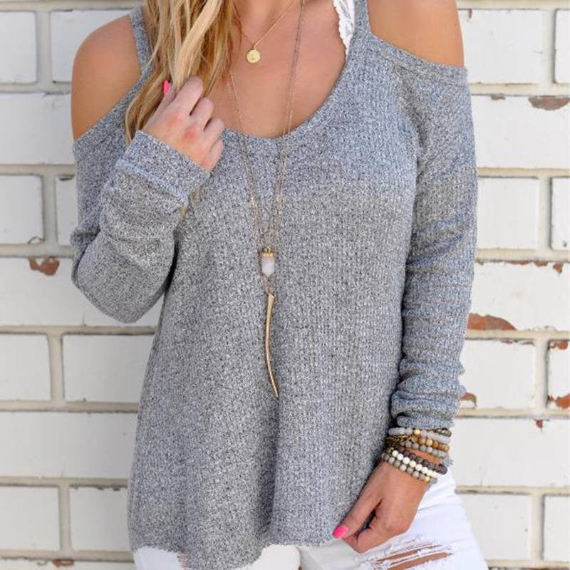 Isabella V-neck Sweater