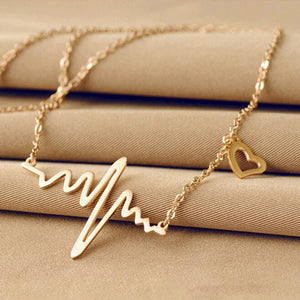 Heart rate ♥ - Necklace