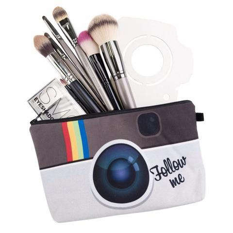 Instagramer Makeup Bag