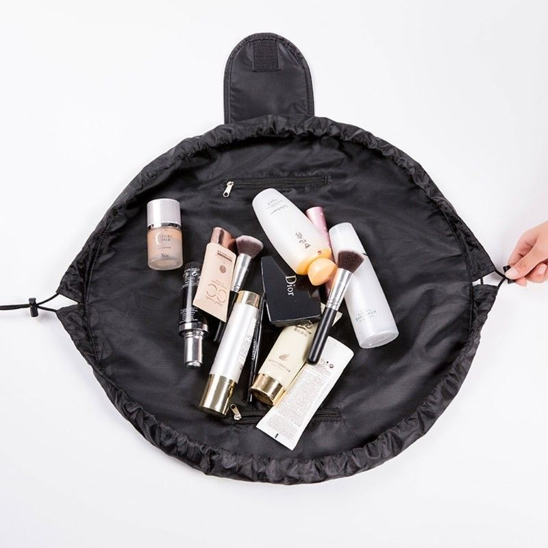 Compact Cosmetic Travel Pouch