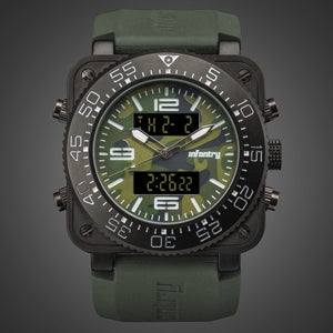 Green Military 765