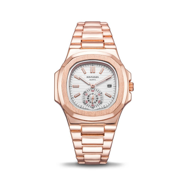 New and Exclusive Womens Watch. Pink Gold Luxury Watch
