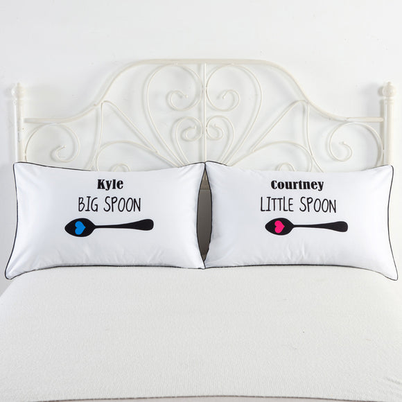 Different Pillow Cases