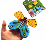 THE MAGIC FLYING BUTTERFLY