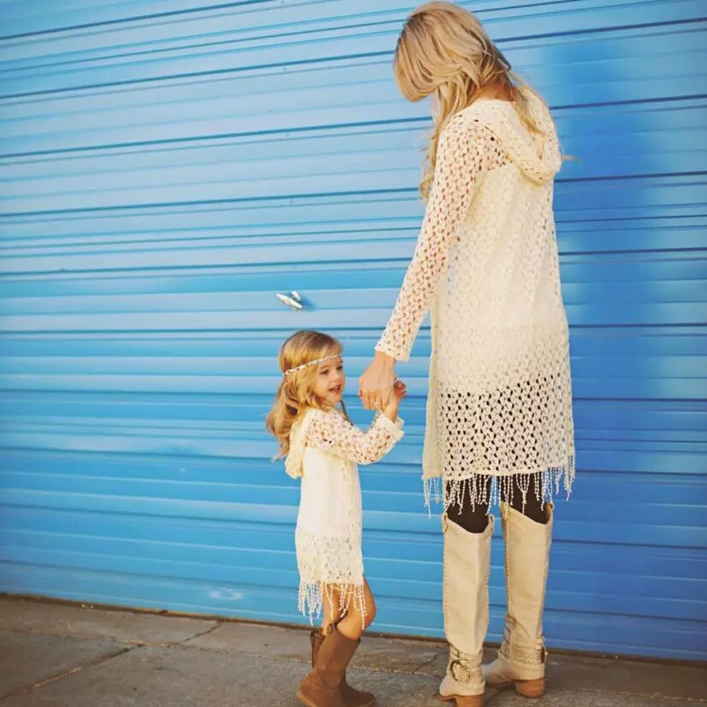 Boho Mother And Daughter Tunic