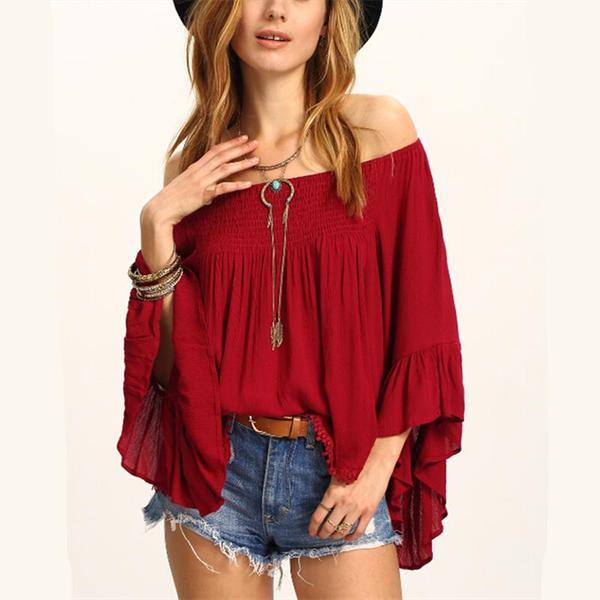 Marilyn Off Shoulder Blouse