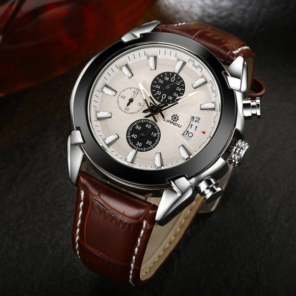 LIANDU Men Watch