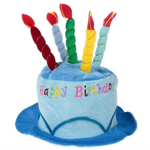 Birthday Cake Candle Hat