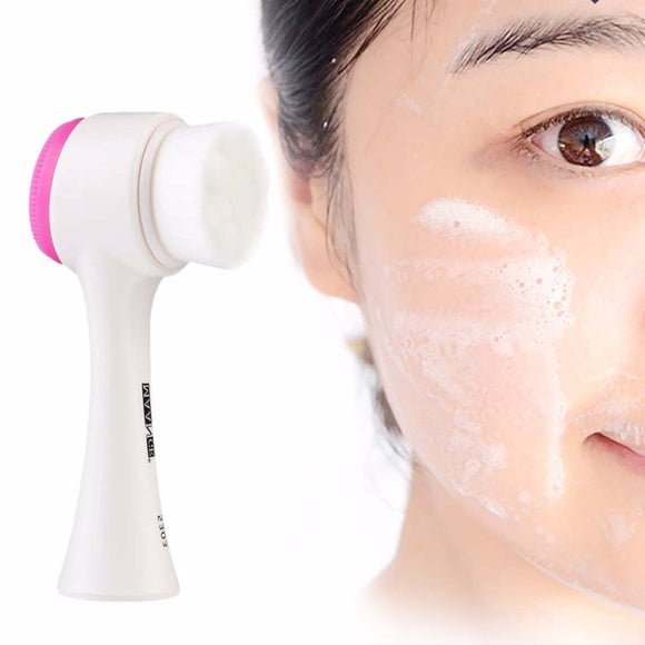 3D Double Side Multifunctional Exfoliator Facial